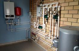 Монтаж газового отопления под ключ Долгопрудный