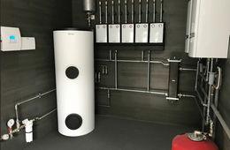 Монтаж системы отопления в частном доме Долгопрудный