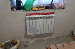 Монтаж радиатора отопления в частном доме Долгопрудный