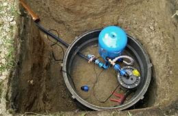 Монтаж водоснабжения на даче Долгопрудный