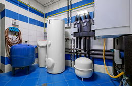 Монтаж водоснабжения в коттедже Долгопрудный