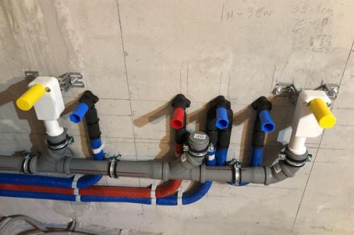Монтаж канализации в квартире в Долгопрудном