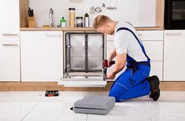 Навеска фасада на посудомоечную машину Долгопрудный