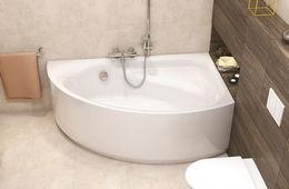 Монтаж угловой ванны Долгопрудный
