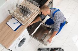 Установка встраиваемой посудомоечной машины Долгопрудный