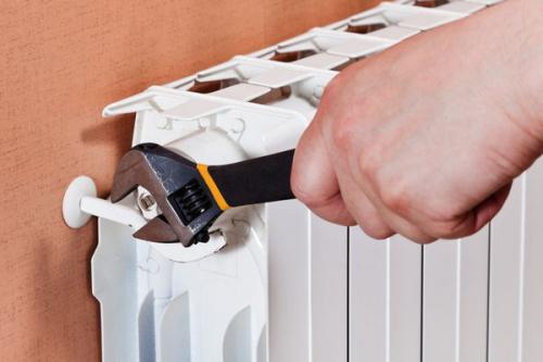 Установка радиатора отопления в Долгопрудном