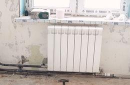 Замена батарей отопления в квартире Долгопрудный