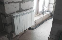 Замена радиаторов отопления в квартире Долгопрудный
